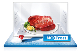 No Frost холодильников Самсунг