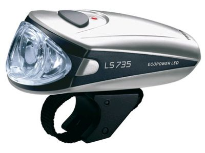 Trelock LS 735 FRONT LIGHT SH UTAC T8001170 black 0 (4016167025066)