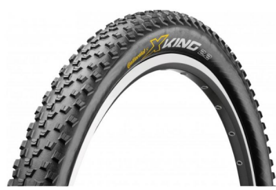 Continental x-king 29*2,2 fold 100381c black 29x2,2 (4019238507645)