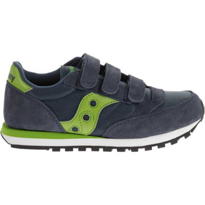 Кроссовки Saucony BOYS JAZZ TRIPLE HL SC53786 Navy/Green 11,5 (44212167991)