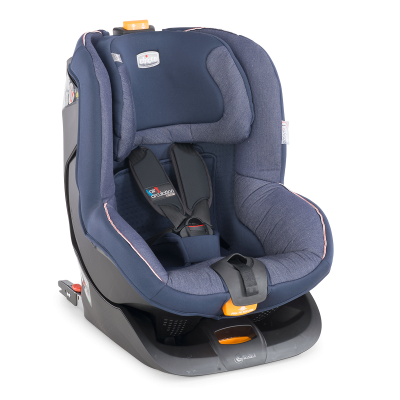 Автокресло Chicco Oasys 1 Isofix Denim (79827.09)