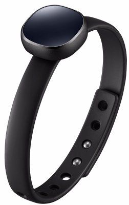 Фитнес-браслеты Samsung Smart Charm Blue Black