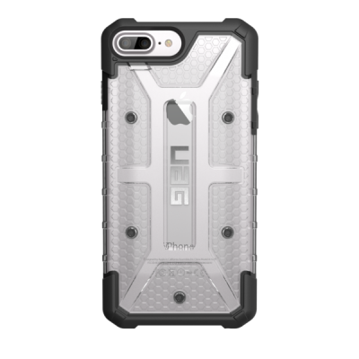 Чехол для мобильного URBAN ARMOR GEAR iPhone 7 Plus/6s Plus Ice Transparent (IPH7/6SPLS-L-IC)