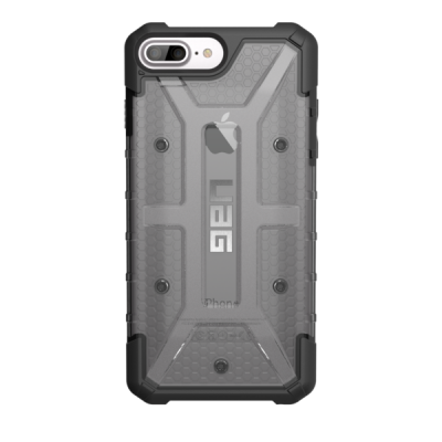 Чехол для мобильного URBAN ARMOR GEAR iPhone 7/6s Plus Ash Transparent (IPH7/6SPLS-L-AS)
