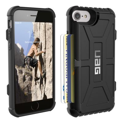 Чехол для мобильного URBAN ARMOR GEAR iPhone 7/6S Trooper Black (IPH7/6S-T-BK)