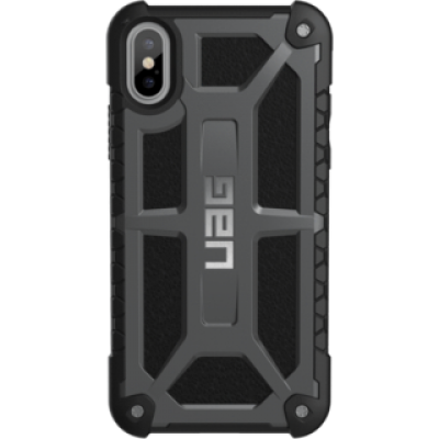 Чехол для мобильного URBAN ARMOR GEAR iPhone X Monarch Graphite (IPHX-M-GR)