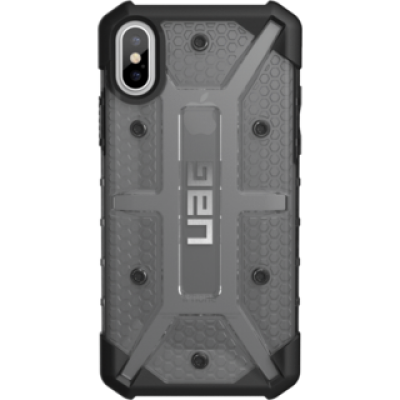 Чехол для мобильного URBAN ARMOR GEAR iPhone X Plasma Ash Grey Transparent (IPHX-L-AS)