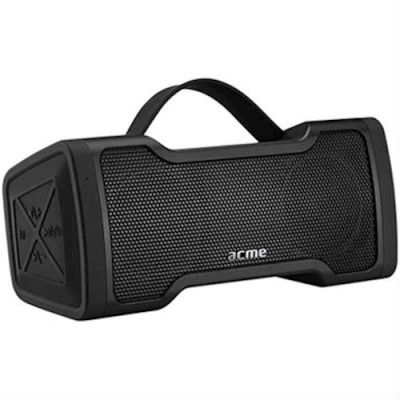 Акустическая система Acme PS408 Bluetooth Outdoor Speaker Black (4770070880005)