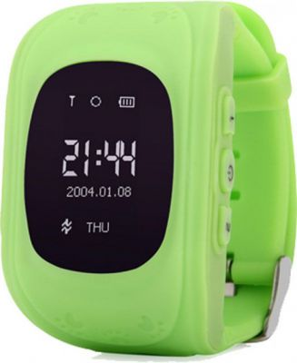 Фитнес-браслеты UWatch Q50 Kid smart watch Green