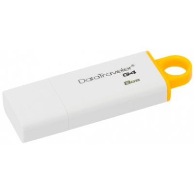 Kingston DTIG4 8 GB USB 3.0 Yellow