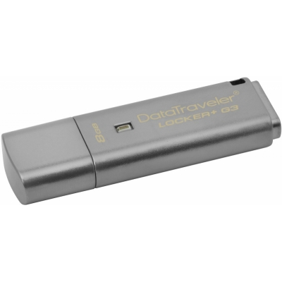 Kingston DT Locker+ G3 8 GB USB 3.0