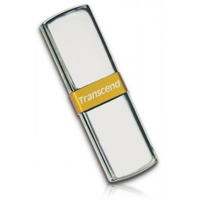 USB-флеш Transcend JetFlash V85 8 GB (Yellow)