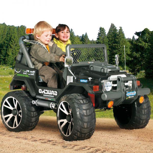 Детский электромобиль Peg-Perego OD0501 Gaucho SuperPower ...