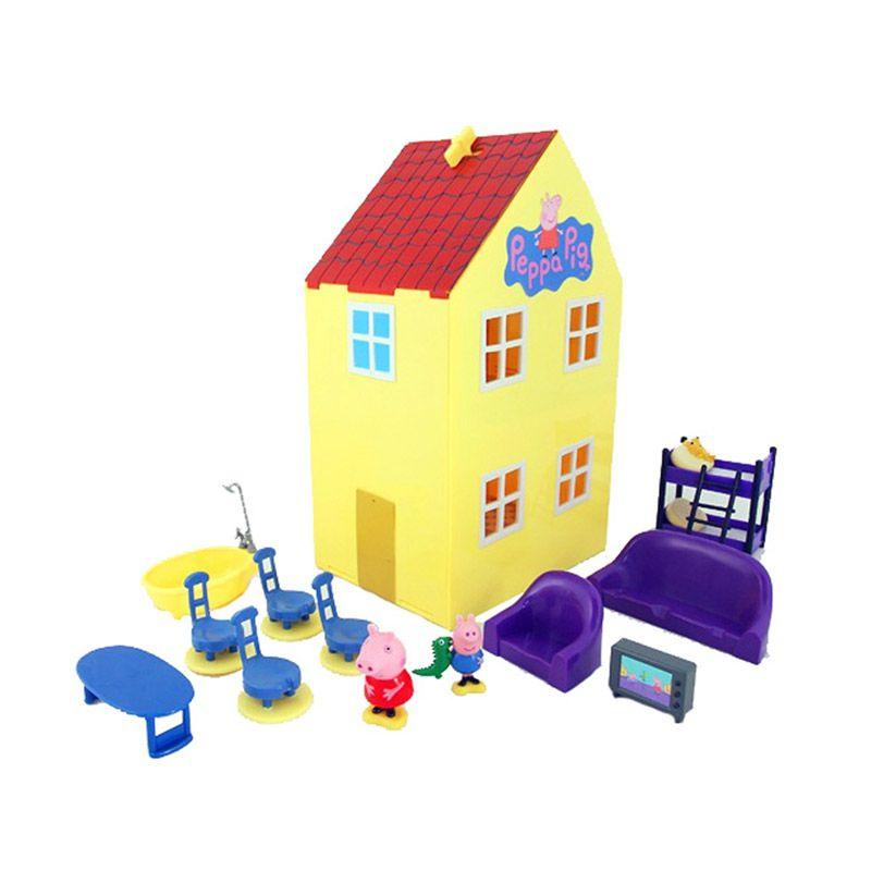 Peppa Pig Дом Пеппы - купить по лучшей цене в интернет