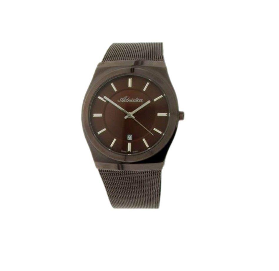 5457b0cb Мужские часы Adriatica ADR 1238.011GQ, купить в Киеве | цена, отзывы ...