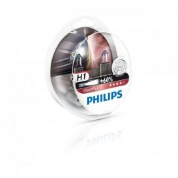 Купить Автолампа Philips H1 12258VPS2 Vision Plus Blister (2шт.)