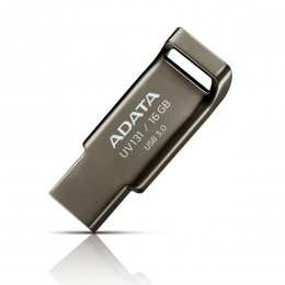 A-data 16gb uv131 grey usb 3.0 (auv131-16g-rgy)