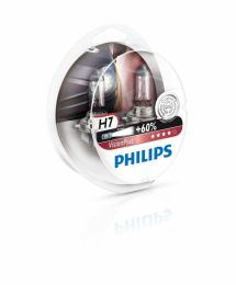 Купить Автолампа Philips H7 12972VPS2 Vision Plus Blister (2шт.)
