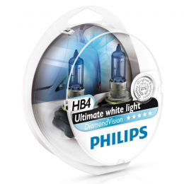 Купить Автолампа Philips HB4 9006DVS2 Diamond Vision Blister (2шт.)