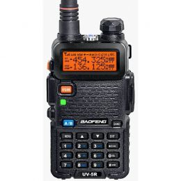 Купить Рация Baofeng UV-5R Black