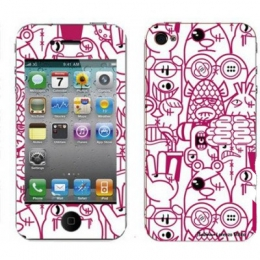 Купить Защитная пленка Bodino B-Movie by Lorenzo Milito iPhone 4 Skin