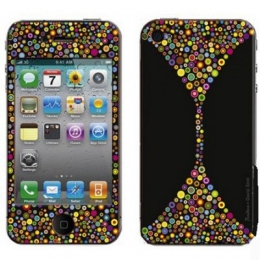 Купить Защитная пленка Bodino Bubble Paradise by David Siml iPhone 4 Skin