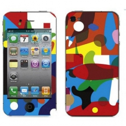 Купить Защитная пленка Bodino Colorlover by Constantijn Gubbels iPhone 4 Skin