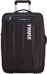 Thule crossover 38l rolling carry on carry-on-black (tcru115)