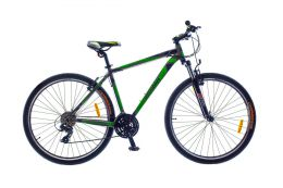 "Купить Велосипед 29"" Optimabikes BIGFOOT AM рама 19"" Vbr Alu Grey-green SKD 2015"