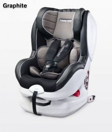 Купить Автокресло Caretero defender plus isofix graphite