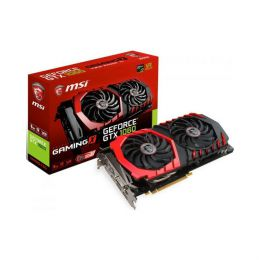 Купить Видеокарта MSI GeForce GTX1060 6GB GAMING X