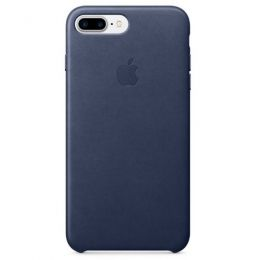 Купить  Товары от производителя Apple Apple Silicone Case для iPhone 7 Plus Midnight Blue (MMQU2ZM/A)