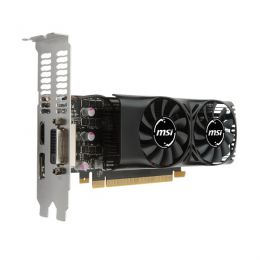 Купить Видеокарта MSI GeForce GTX 1050 TI 4GT LP