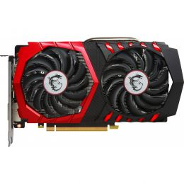 Купить Видеокарта MSI GeForce GTX 1050 TI GAMING X 4G