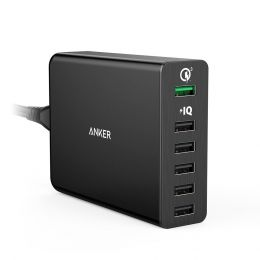 ANKER PowerPort 6 60W 6-port V3 (Black)