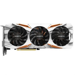 Купить  Товары от производителя Gigabyte Gigabyte GeForce GTX 1080 Ti Gaming OC 11GB GDDR5X (GV-N108TGAMING OC-11GD)