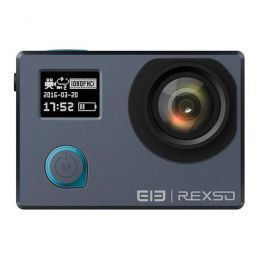 Elephone REXSO Explorer Dual 4K Action Camera Grey