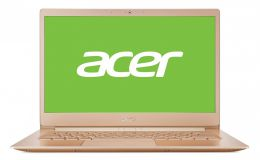 Купить Ноутбук Acer Swift 5 SF514-52T-89C4 Honey Gold (NX.GU4EU.012)
