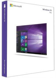 MICROSOFT Windows 10 Pro 32/64-bit Ukrainian USB RS (FQC-10147)