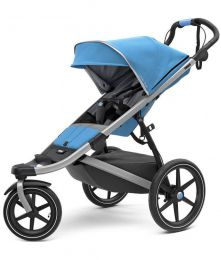 Купить Коляска Thule Urban Glide 2 Thule Blue (TH10101926)