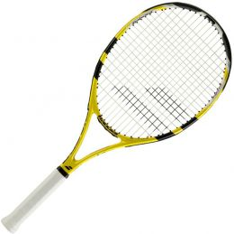 Купить Ракетка Babolat Evoke 105 black/yellow Gr3 (121161/142)