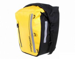 OverBoard 17 Litre Classic Bike Pannier Yellow (OB1159Y)