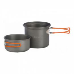 Купить  Наборы для пикника Vango Hard Anodised Cook Kit 2 Person Grey ACXCOOK HRAU02