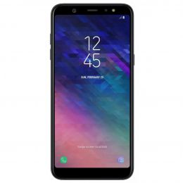 Купить Смартфон Samsung Galaxy A6+ 3/32GB Black (SM-A605FZKN)