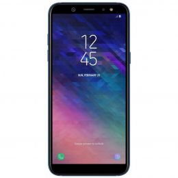 Купить Смартфон Samsung Galaxy A6 3/32GB Blue (SM-A600FZBN)