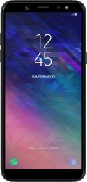 Купить Смартфон Samsung Galaxy A6 3/32GB Black (SM-A600FZKN)