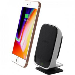 Купить Подставка/держатель iOttie iTap Wireless Fast Charging Magnetic Smartphone Mount (HLCRIO133)