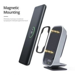 Купить Подставка/держатель iOttie Car and Desk Holder Wireless Fast Charging Black (HLCRIO133)