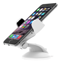 Купить Подставка/держатель iOttie Car and Desk Holder Easy Flex 3 Stand White (HLCRIO108WH)