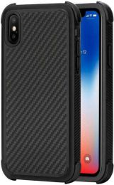 Купить Чехол для мобильного Pitaka Aramid Pro Case Black/Grey for iPhone XS/X (KI8001XSP)